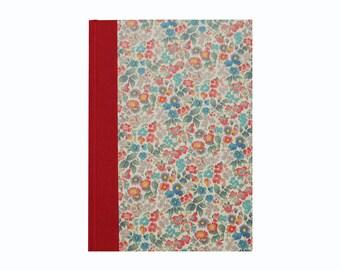 Large Address Book floral