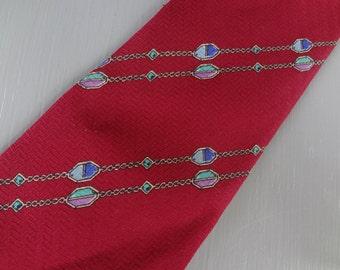 Vintage Necktie by Borbonese