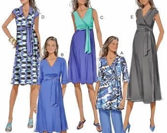 Maternity Pattern, Maternity Dress Pattern, Maternity Top Pattern, Maternity Pants Pattern, Butterick Sewing Pattern 5860