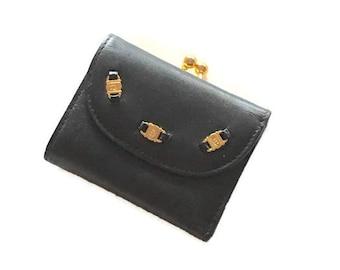 Vintage wallet Aigner Small Logo wallet change purse