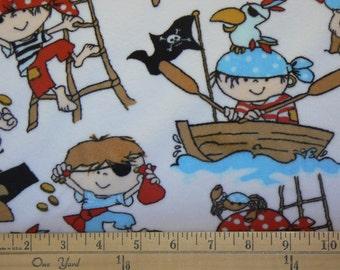 Ahoy Cuddle Fabric by Shannon Fabrics - 1 yard