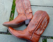 Reserved - Tony Lama Western Boots  Cowboy women's 8B Brown