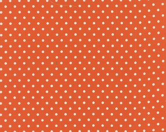 Bread n Butter by American Jane for Moda ~ 100% Cotton BTY ~ Orange 21697-18