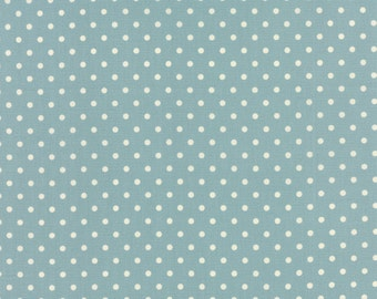 Bread n Butter by American Jane for Moda ~ 100% Cotton BTY ~ Light Blue 21697-21