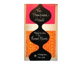 """Paul Rand paperback book cover design, 1959. """"The Transposed Heads: A Legend of India"""" by Thomas Mann."""
