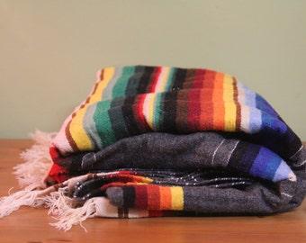 Woven Wool Full Sized Blanket