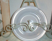 Vintage Homer Laughlin Fiesta Ware 1950's Gray Deep Plates Set of Four Beauties Excellent/Pristine