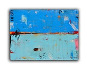 Wall Art PAINTING - Abstract Art by Erin Ashley art on canvas
