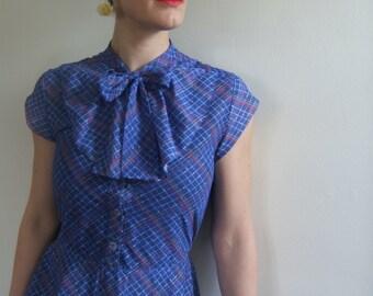 Breezy Blue dress