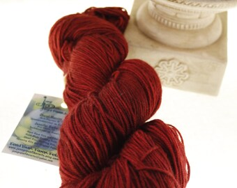 Behind the Barn  - DK or Fingering - kettle dyed semi-solid