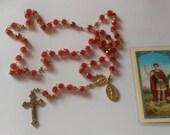 Saint Expedite Rosary