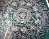 Crocheted Doily - custom order for Lala
