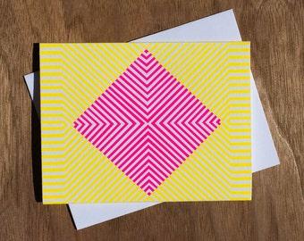 Handmade Letterpress Focal Point