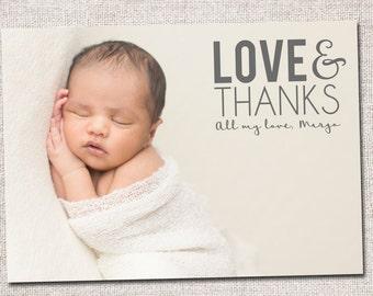 Baby thankyou | Etsy