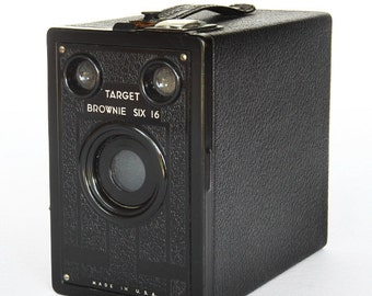 Target Brownie Six 16 Box Camera