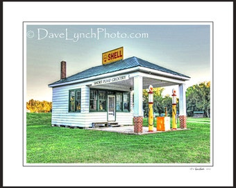 Goochland VA Virginia - Short Pump Grocery - Richmond - Henrico -  Field Day Past - Art Prints by Richmond VA  Photog Dave Lynch