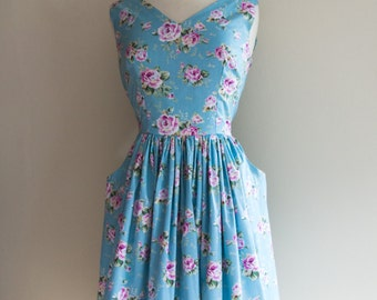 Vintage Style Day Dress