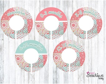 The Peanut Shell Mila closet dividers