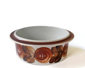 Vintage Rosmarin Arabia Finland Serving Bowl by Ulla Procope