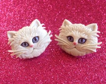 Pretty Kitty Cat earrings