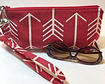 Ladies clutch bag, clutch purse, girlfriend gift, bridesmaid gift, Mother's Day gift, ladies clutch wristlet