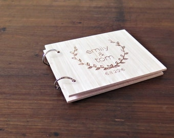 Mini Wedding Album | Photo Album | Bridesmaid Gift | Instagram album | 4x4