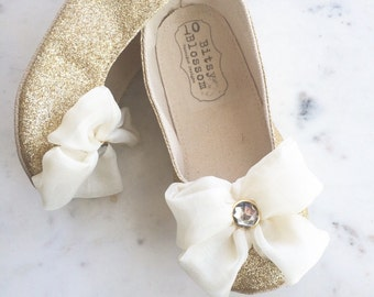 Baby Shoes Toddler Shoes Soft Sole Shoes Infant Shoes Sparkle Shoes Gold Shoes Black Shoes Silver Shoes Glitter Shoes Wedding Shoes-Sparkle