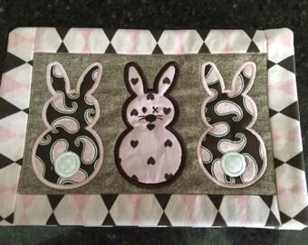 Bunny Mug Rugs