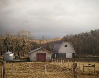 Appalachia Postcard Pack Mountains Farm Barn Church Sheep Tobacco Farmer Fall Autumn Spring Country