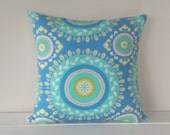 Cushion Cover: Fresh Pretty Blue. Only 2 left