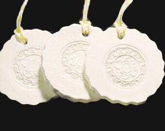 Ceramic Gift Tag or Ornament No1