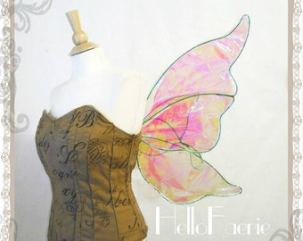 Simple Triple Fairy Wings Renaissance fairy