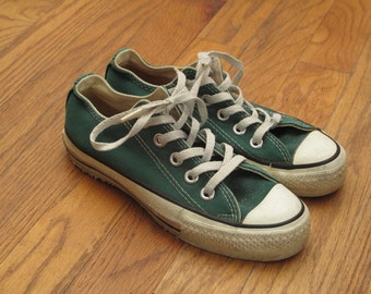 vintage made in USA Converse size 1.5