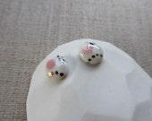 Landscape Stud Earrings...