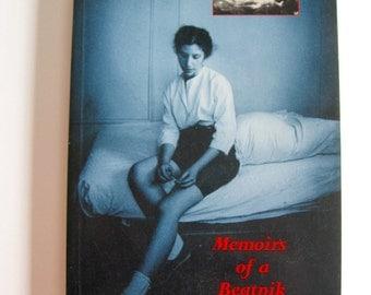 Memoirs Of a Beatnik  Diane Di Prima 1988 Edition Counterculture Beat Poet Beatnik Erotica