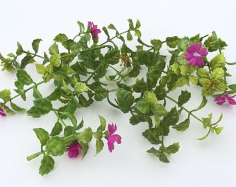 Plastic Tea Leaf Clusters, Greenery, Filler - Artificial Leaves, Flower Crown, Halo, Wedding