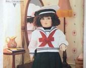 """Doll Pattern/Vogue 8647/Vogue Craft/18""""(46cm)"""