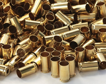 9mm Mixed Field Brass Cases Perfect for Jewelry 500 Count