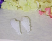 angel wings 2 piece glycerin soap wings guest soaps
