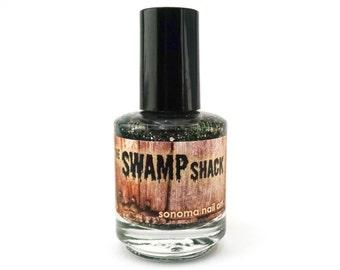 The Swamp Shack Custom Nail Polish SFEtsy
