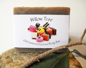 Old Fashioned Licorice - Natural Bath & Body Bar