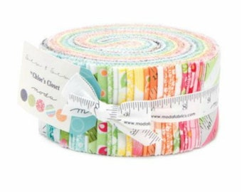 Sew Sew by Chloe's Closet - Jelly Roll (33180JR) - Moda