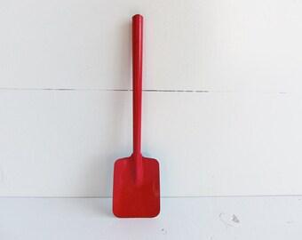 Vintage  Sand Pail Toy Shovel, Vintage Beach Toy