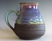 EXTRA LARGE Coffee Mug, 34 oz, handmade ceramic cup, tea cup, coffee cup, handthrown ceramic stoneware, pottery mug, unique coffee mug