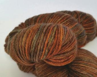 Worsted,  Chestnut:  Best Worsted SW Merino, 4266