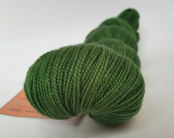 Fingering, Four Leaf Clover - 80/20 First-String PLUS SW Merino Yarn, 765