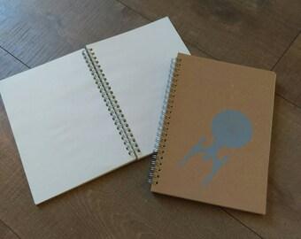 Star Trek Enterprise - Notebook