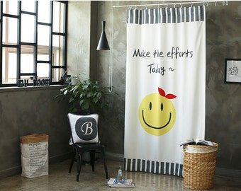 Smile Black Out Wide Fabric for Curtains one sheet (59 inches x 94 inches) 76422