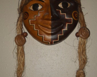 Wall Decor - Mask - Made in Peru - Waco's