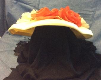 Vintage Valerie Modes Hat